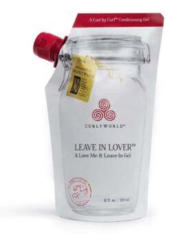 CurlyWorld Leave In Lover er en leave in balsam til salg på www.curlsforyou.dk