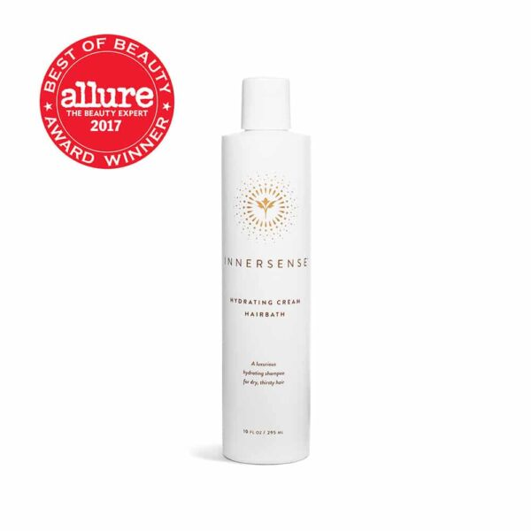 Show the Innersense Hydrating Cream Hairbath Curly Girl approved product