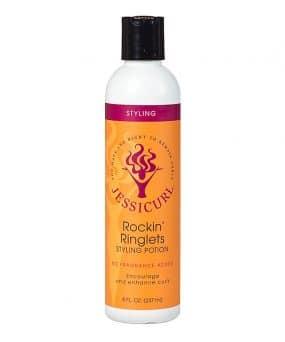 Jessicurl Rocking RInglets No Fragrance curly girl godkendt produkt forhandles ved ww.curlsforyou.dk din curly girl shop