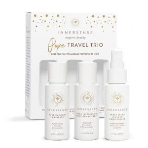 Innersense Pure Travel Trio size curly girl approved products for sale at curlsforyou.dk your curly girl shop