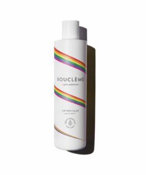 Boucleme Curl Defining Gel i Pride limited version curly girl godkendt produkt forhandles ved www.curlsforyou.dk din curly girl shop