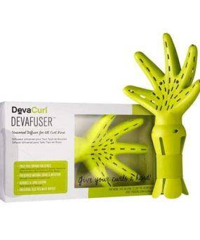 DevaCurl Devafuser curly girl godkendt produkt forhandles ved ww.curlsforyou.dk din curly girl shop