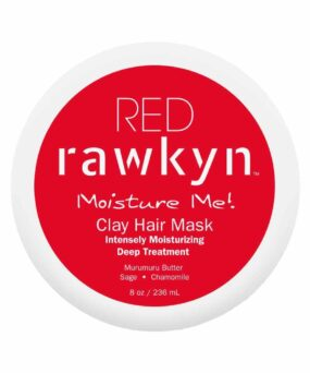 Red Rawkyn Clay Hair Mask, curly girl godkendte produkter forhandles ved www.curlsforyou.dk, din curly girl shop