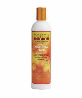 Cantu - Moisturizing Curl Activator Cream curly girl godkendt produkt forhandles ved www.CurlsForYou.dk