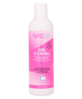 CurlyGirlMovement - Curl Styling Milk curly girl godkendt produkt forhandles ved www.CurlsForYou.dk