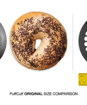 PuffCuff Original Størrelse curly girl godkendt produkt forhandles ved ww.curlsforyou.dk din curly girl shop