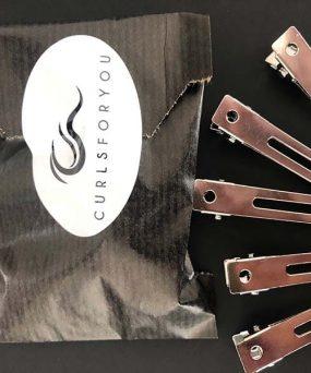 Root Clips curly girl godkendte produkter forhandles ved www.CurlsForYou.dk din curly girl shop