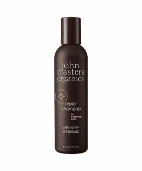 John Masters Organics Repair Shampoo curly girl godkendt produkt forhandles ved ww.curlsforyou.dk din curly girl shop