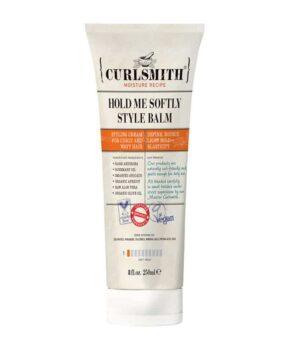 Curlsmith Hold Me Softly Style Balm er en krøllecreme til at style dit hår til salg på www.curlsforyou.dk