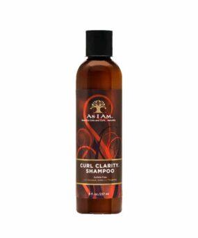 As I Am - Curl Clarity Shampoo curly girl godkendt produkt forhandles ved www.CurlsForYou.dk
