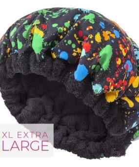 Hot Head XL fra Thermal Haircare her i modellen Graffiti