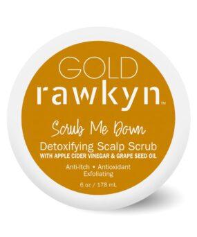 Rawkyn Gold Scrub Me Down www.curlsforyou.dk