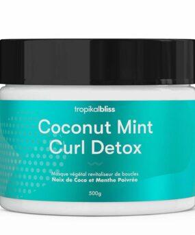 tropikal bliss Coconut Mint Curl Detox