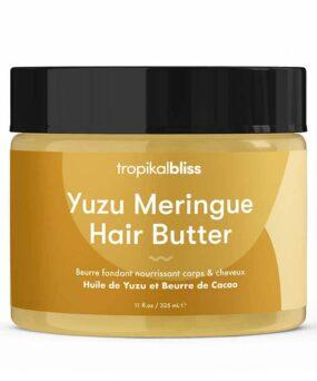 tropikal bliss Yuzu Meringue Hair Butter