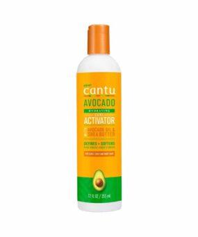 Cantu Avocado Curl Activator Cream er en krøllecreme