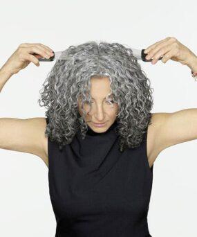 CurlyWorld Pik Me Up volume kamme Lorraine guide indførsel