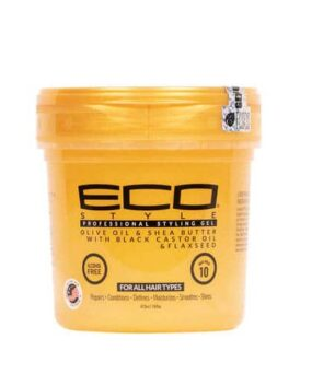 EcoStyler Gold styling gel til alle hårtyper